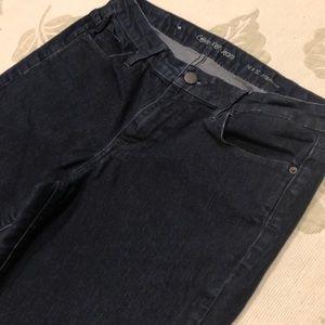 Calvin Klein straight leg jeans 10 x 32